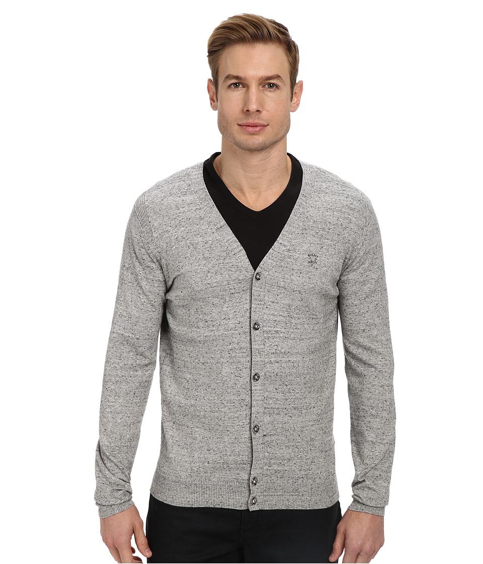Diesel - K-Cibe Sweater (Charcoal/Grey) Men