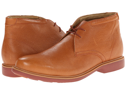 Cole Haan - Great Jones Chukka II (Waxy British Tan) Men's Shoes
