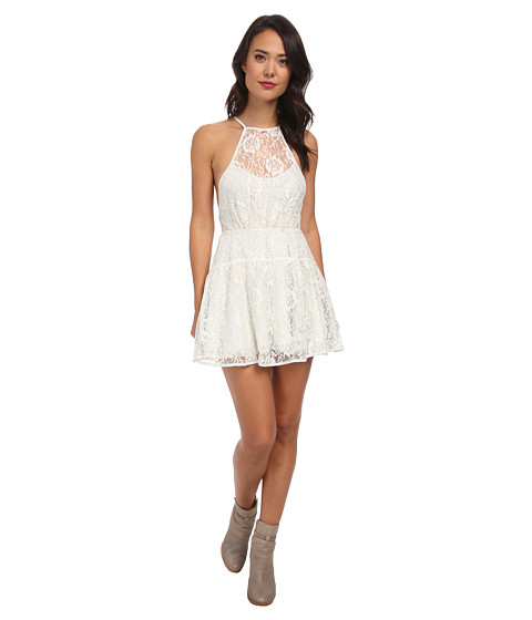 Free People - Wish Upon A Star Dress (Ice Combo) Women