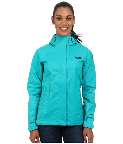 The North Face - Venture Jacket (Kokomo Green) Women's Coat