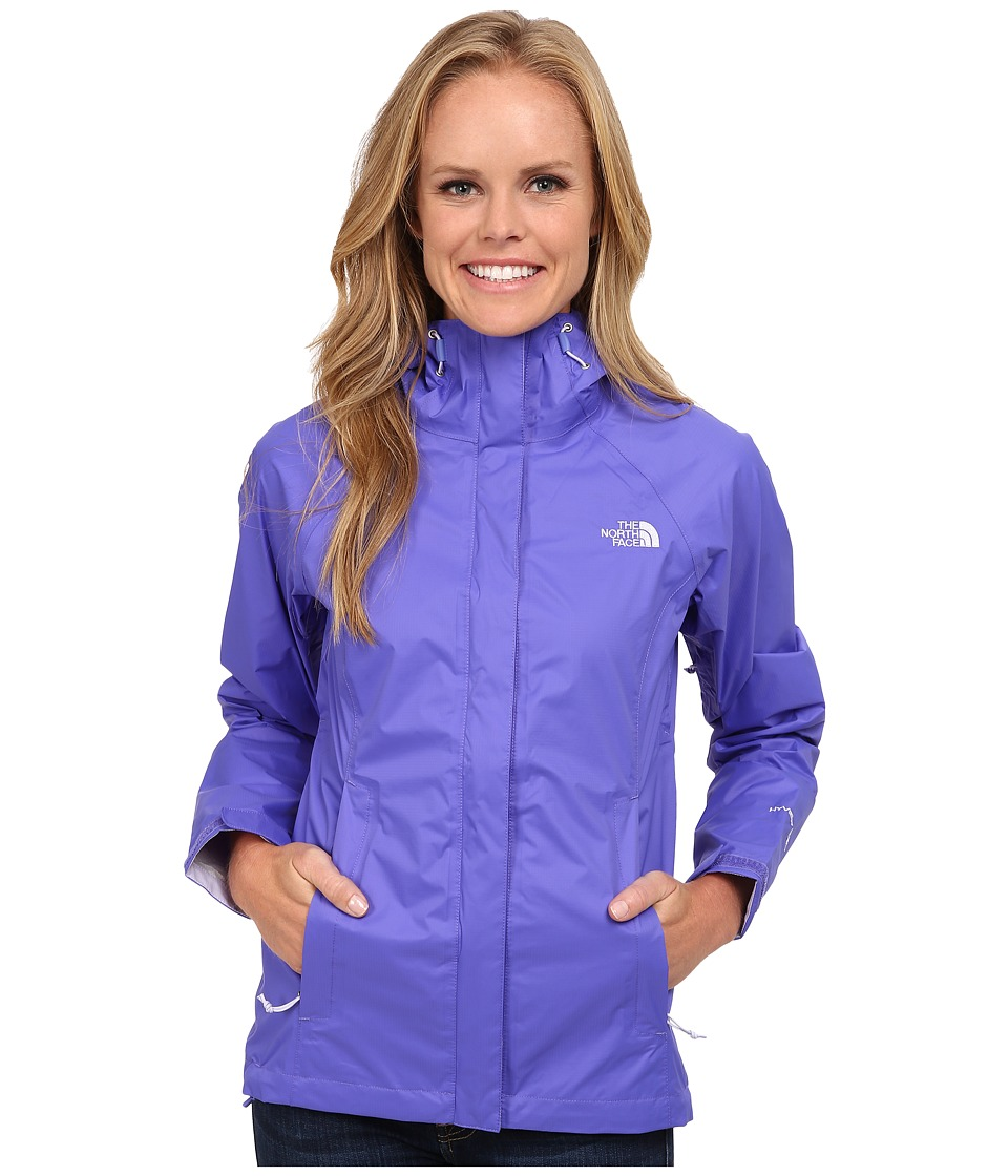 The North Face - Venture Jacket (Starry Purple) Women's Coat