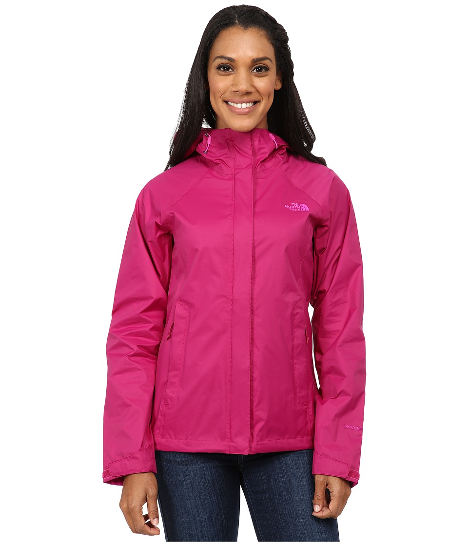 The North Face - Venture Jacket (Dramatic Plum) Women's Coat