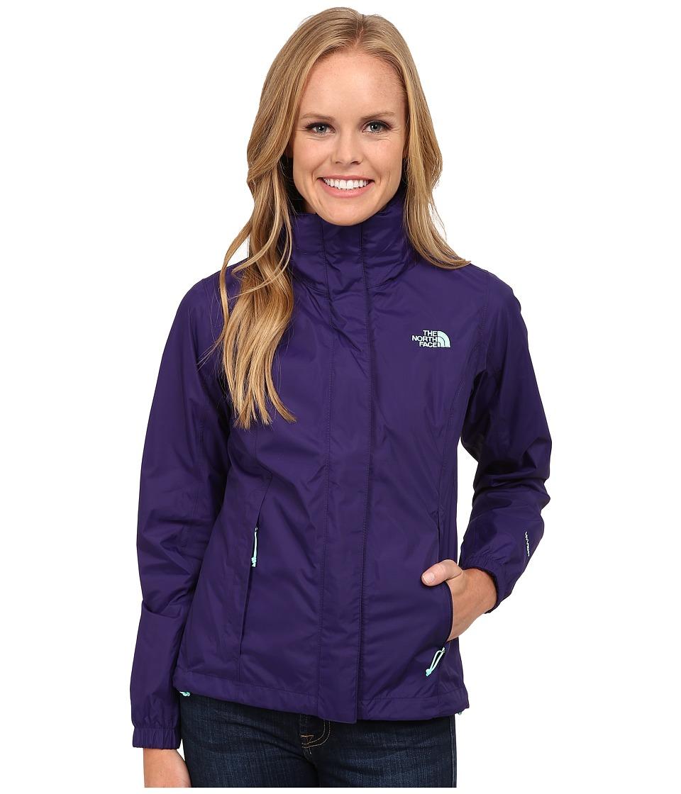 The North Face - Resolve Jacket (Garnet Purple) Women's Coat