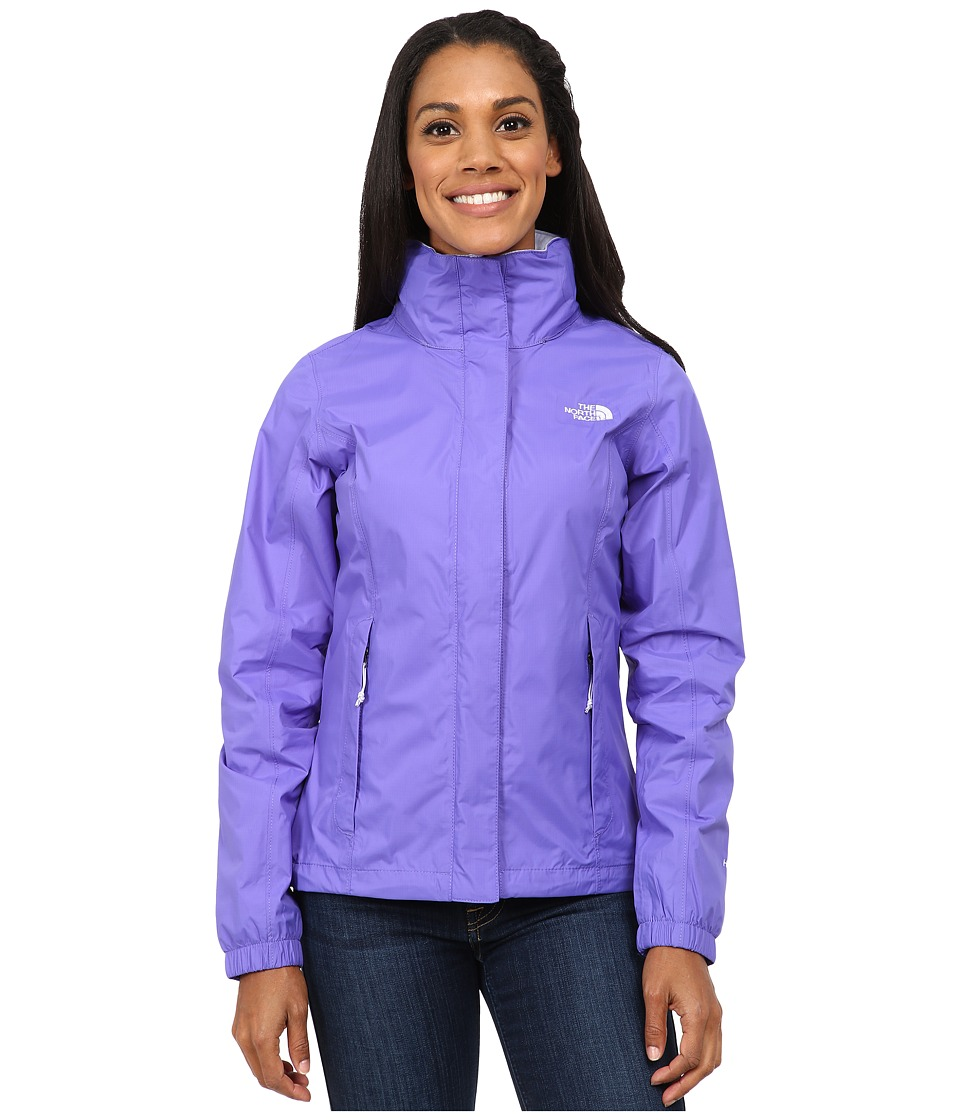 The North Face - Resolve Jacket (Starry Purple) Women's Coat