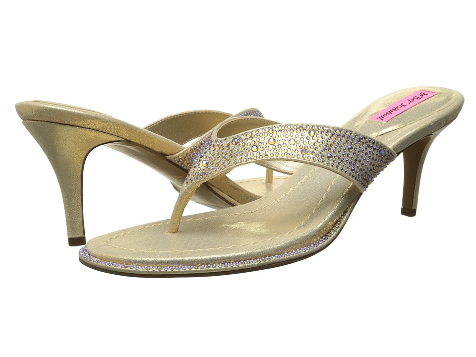 Betsey Johnson - Nostalgc (Gold Multi) Women