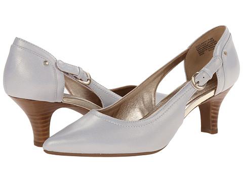 Circa Joan & David - Clarity (Light Blue Leather) High Heels