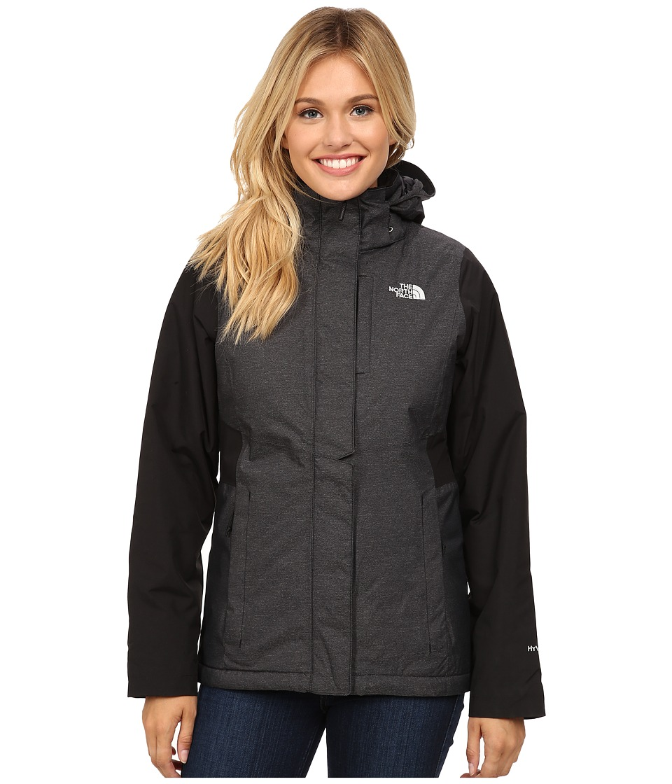 The North Face - Inlux Insulated Jacket (TNF Black) Women's Coat