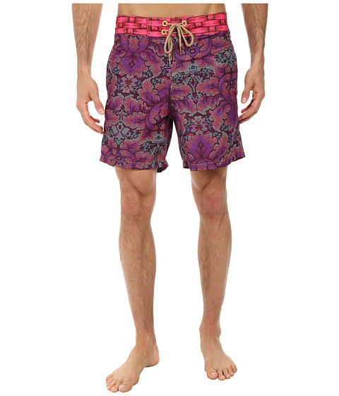Maaji - Pixel Puzzle Swim Trunk (Multicolor) Men's Swimwear