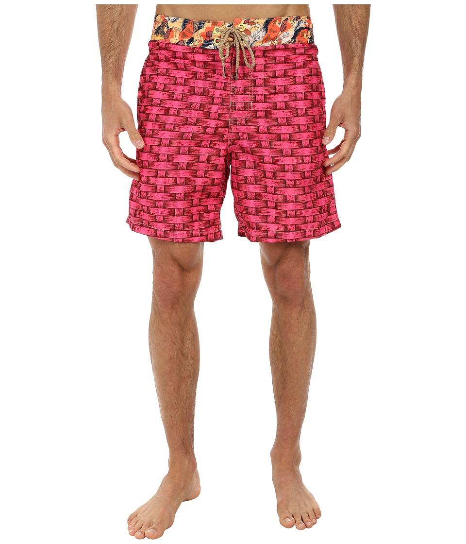 Maaji - Kings of the World Swim Trunk (Multicolor) Men's Swimwear