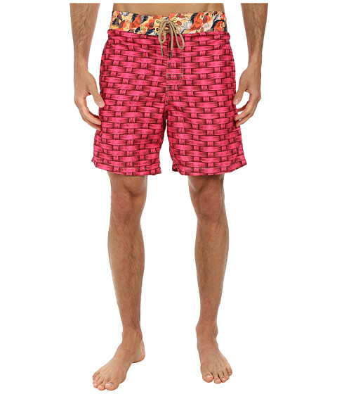 Maaji - Kings of the World Swim Trunk (Multicolor) Men's Swimwear