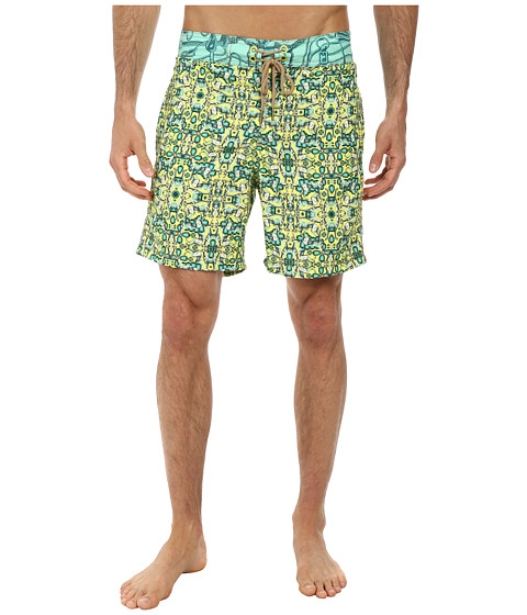 Maaji - Grey Hauuunds Swim Trunk (Multicolor) Men's Swimwear