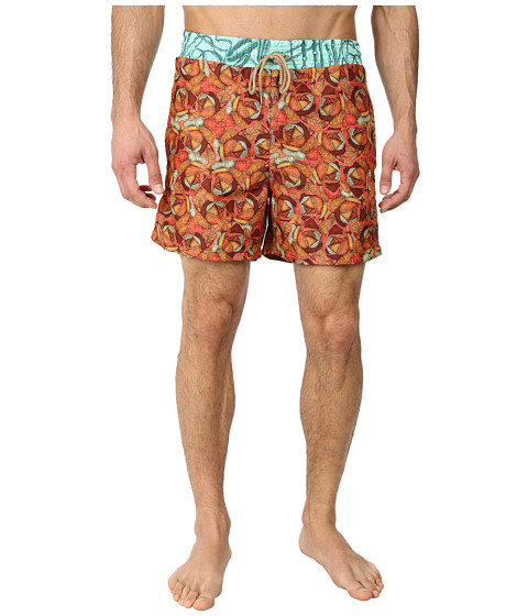 Maaji - Garden Jockey Swim Trunk (Multicolor) Men's Swimwear