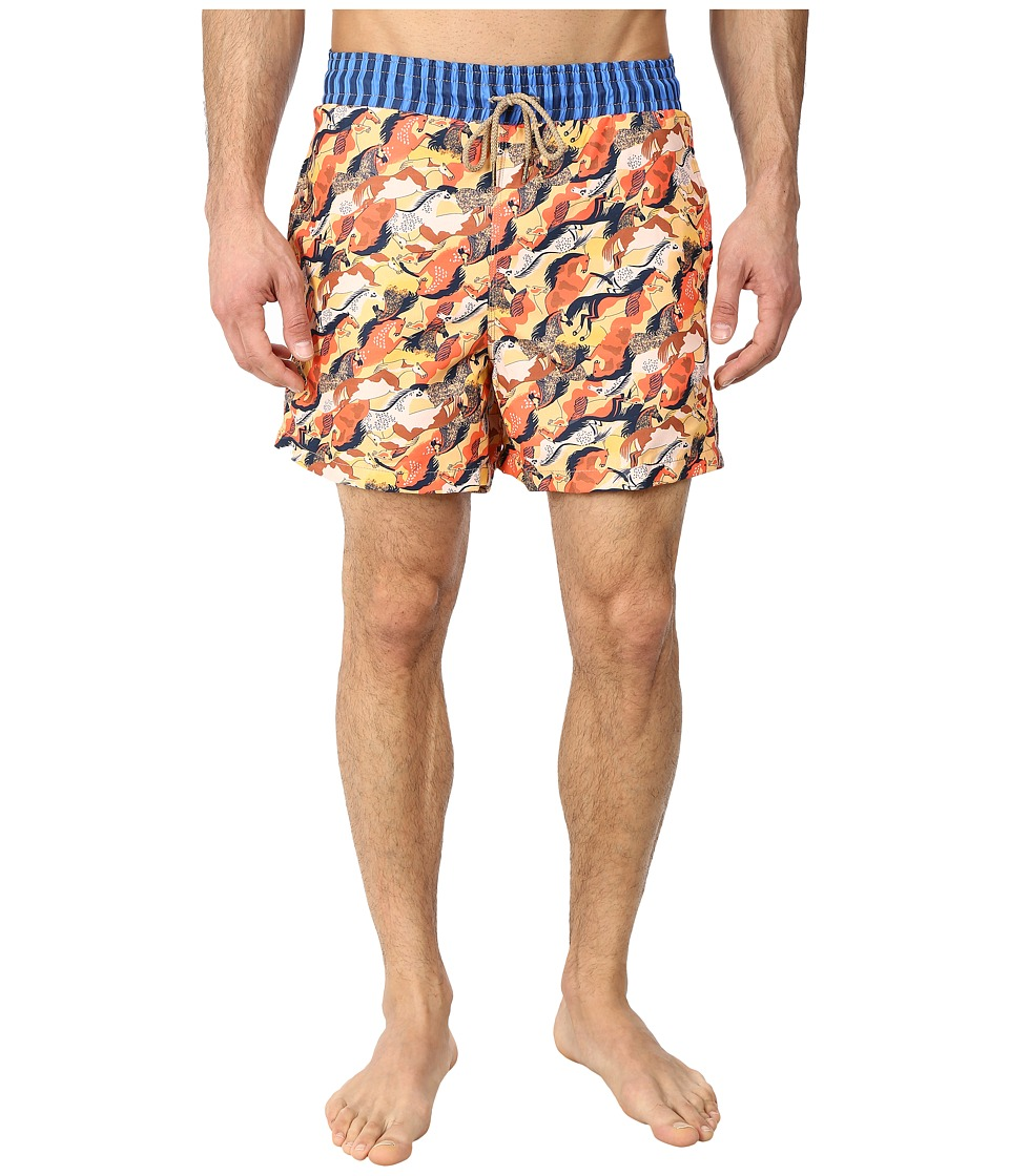 Maaji - Born to Trot Swim Trunk (Multicolor) Men