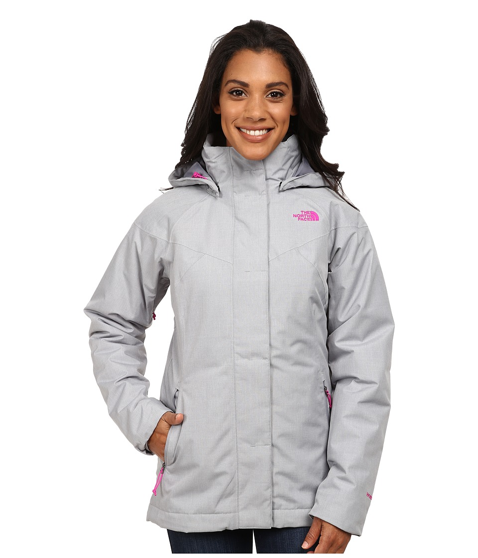 The North Face - Kalispell Triclimate Jacket (Mid Grey) Women's Coat