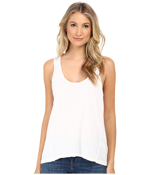 Splendid - Vintage Whisper Tank Top (Paper) Women's Sleeveless