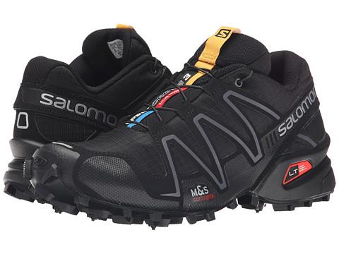 Salomon - Speedcross 3 (Black/Black/Silver Metallic-X) Women