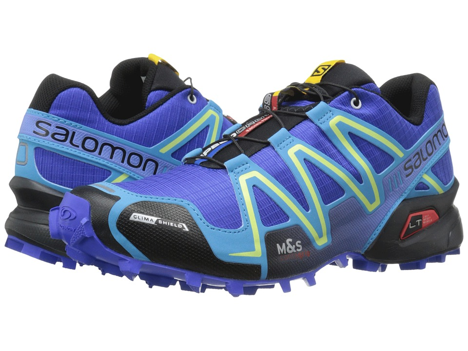 Salomon - Speedcross 3 CS (Cobalt/Blue Line/Black) Women's Running Shoes