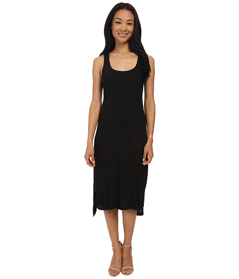 Splendid - Open Back Dress (Black) Women's Dress