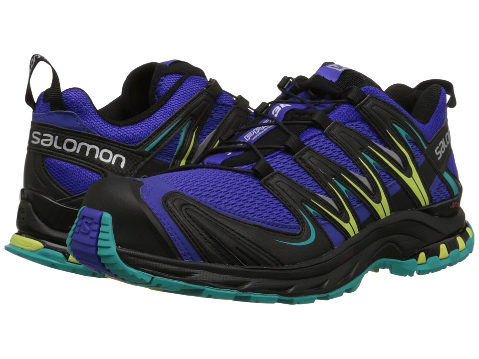 Salomon - XA Pro 3D (Spectrum Blue/Black/Teal Blue F) Women's Running Shoes