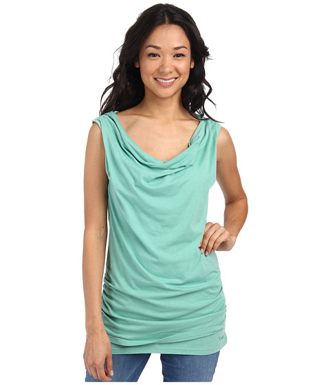 Bench - Hometimes Vest (Creme De Menthe) Women's Clothing
