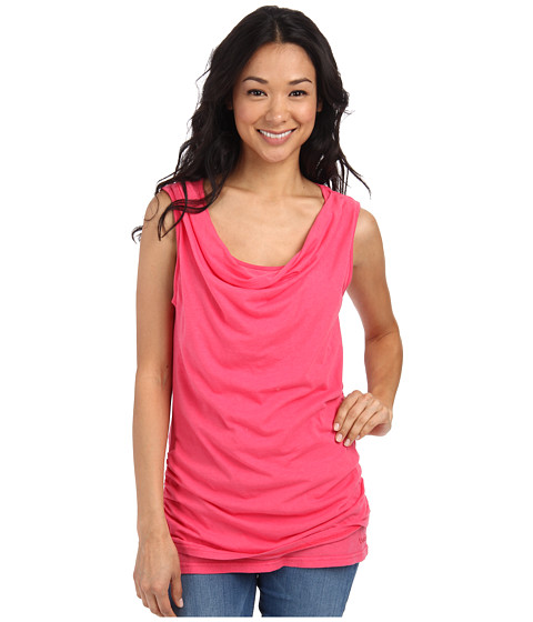 Bench - Hometimes Vest (Honeysuckle) Women's Clothing