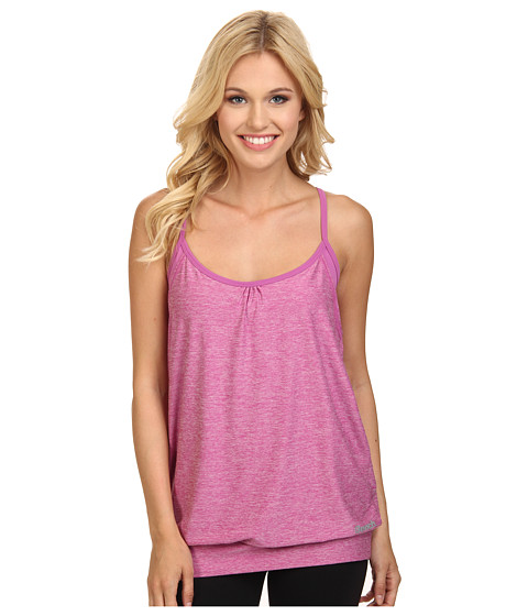 Bench - Maliha Double Layer Vest (Meadow Mauve Marl) Women's Clothing