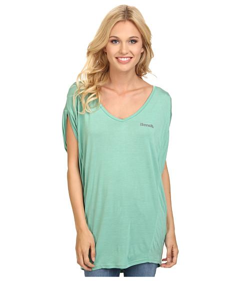 Bench - Amplize T-Shirt (Creme De Menthe) Women's T Shirt