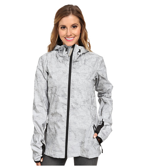 Bench - Reflection Jacket (Silver Reflective) Women's Coat