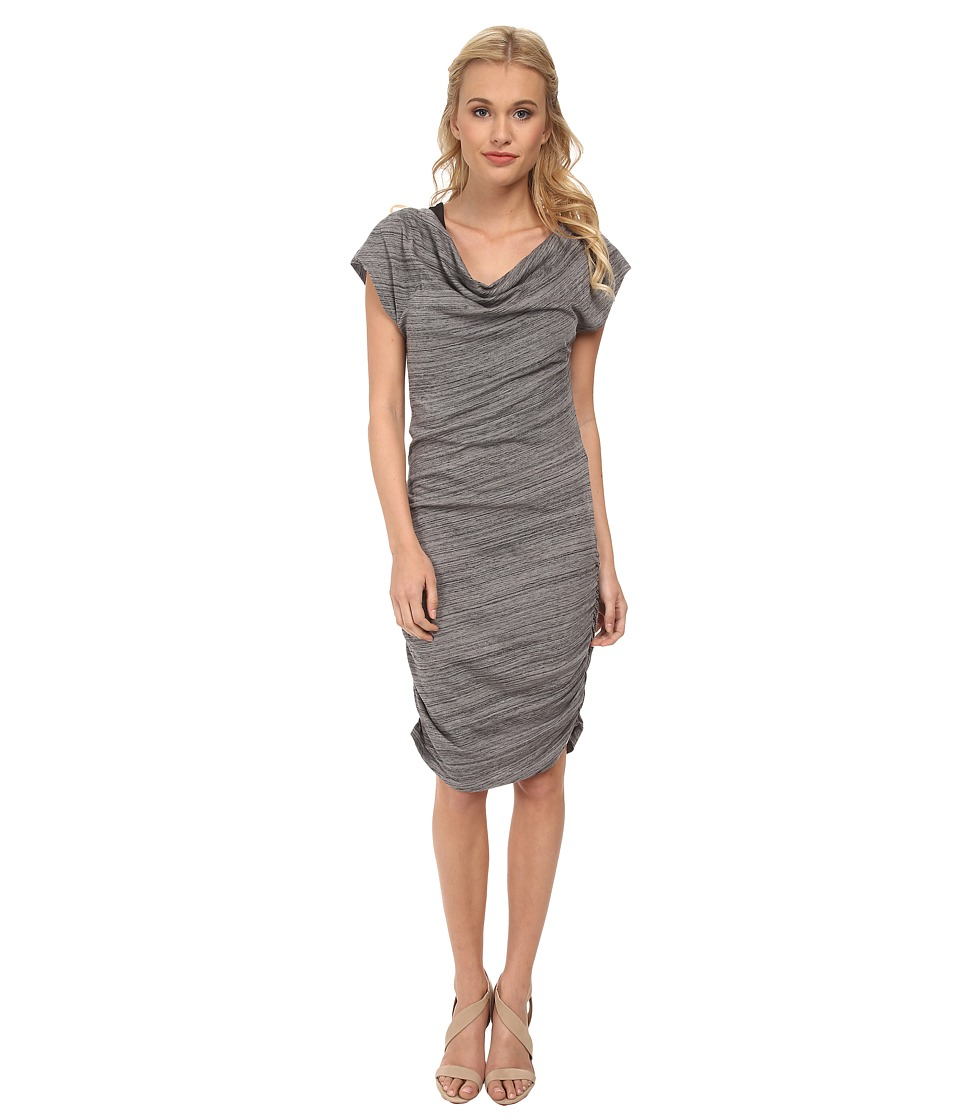 Image of Bench - Avokracer Dress (Neutral Grey) Women's Dress