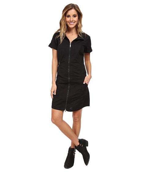 Bench - Stay II Dress (Jet Black) Women