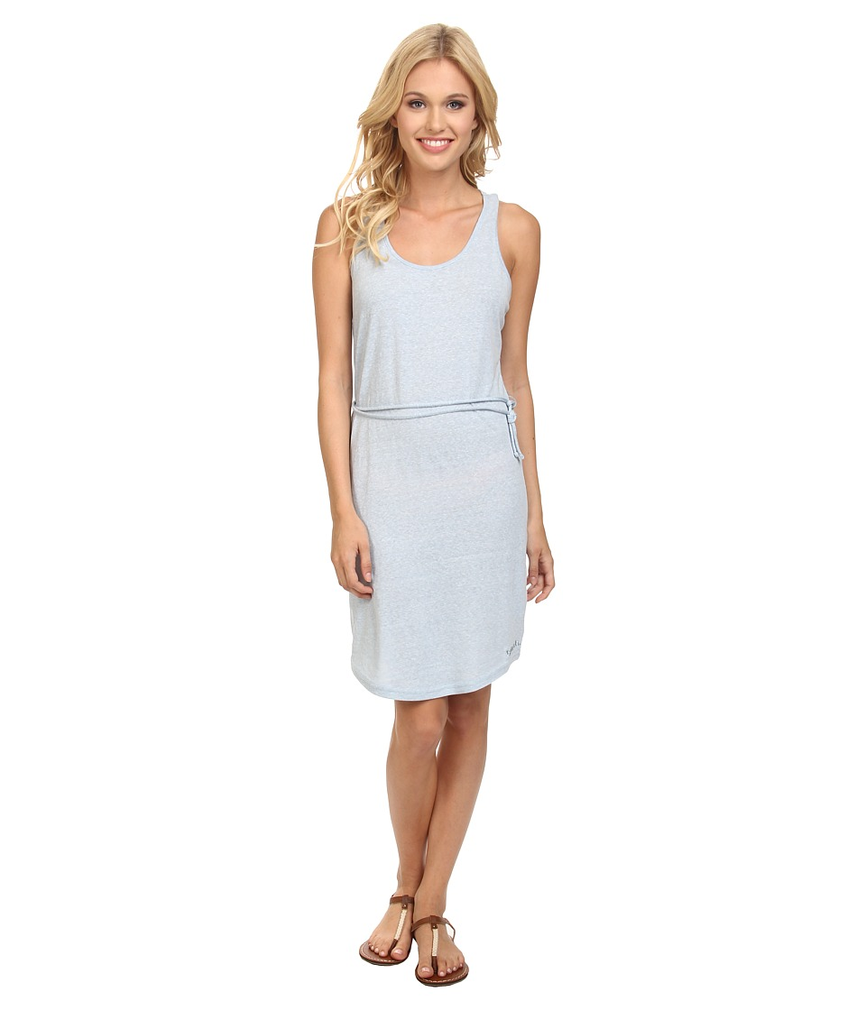 Bench - Frowing Dress (Celestial Blue Marl) Women's Dress