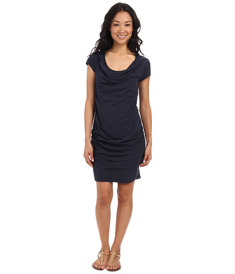 Bench - Twistout Dress (Total Eclipse) Women