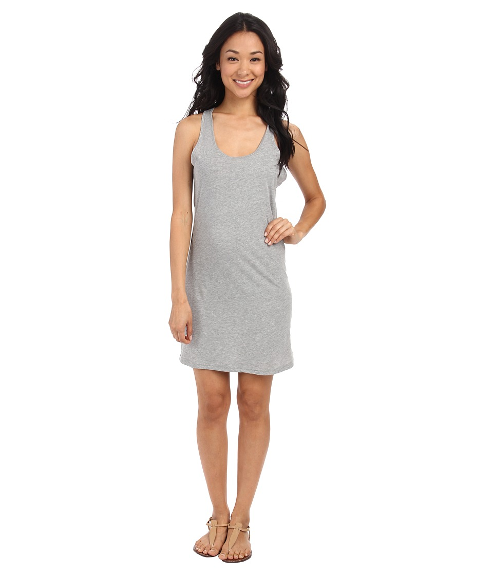 Bench - Chaserback Dress (Grey Marl) Women's Dress