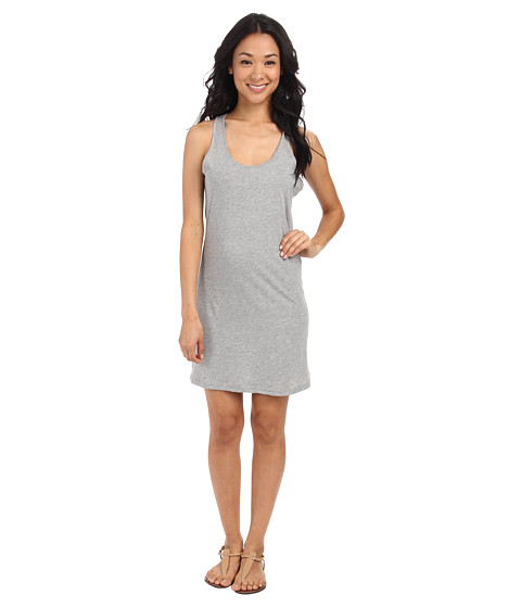 Bench - Chaserback Dress (Grey Marl) Women