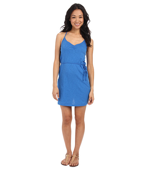 Bench - Dasherback Dress (Strong Blue) Women's Dress