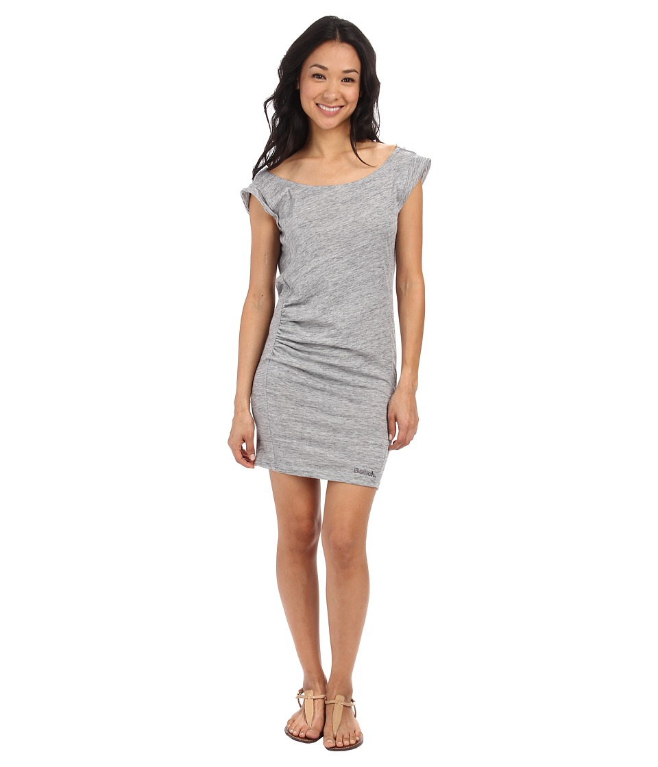 Bench - Nigtro Dress (Gy149 Grey Marl) Women's Dress