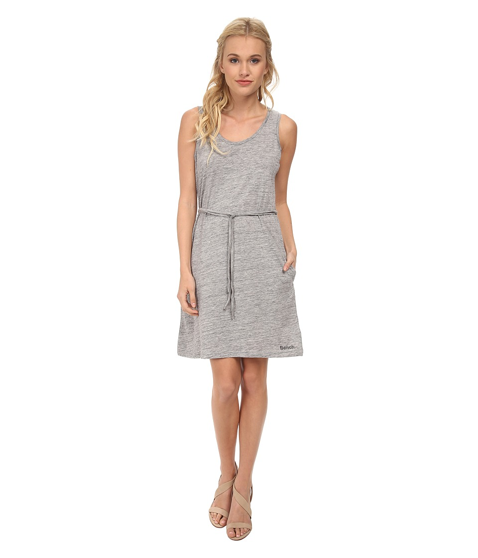 Bench - Ztellar Dress (Gy149 Grey Marl) Women's Dress