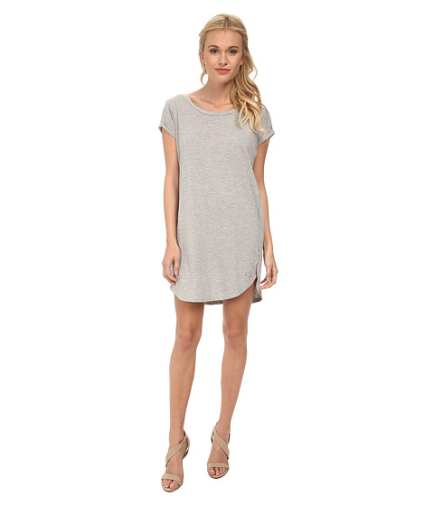 Bench - Somersbay Dress (Grey Marl) Women