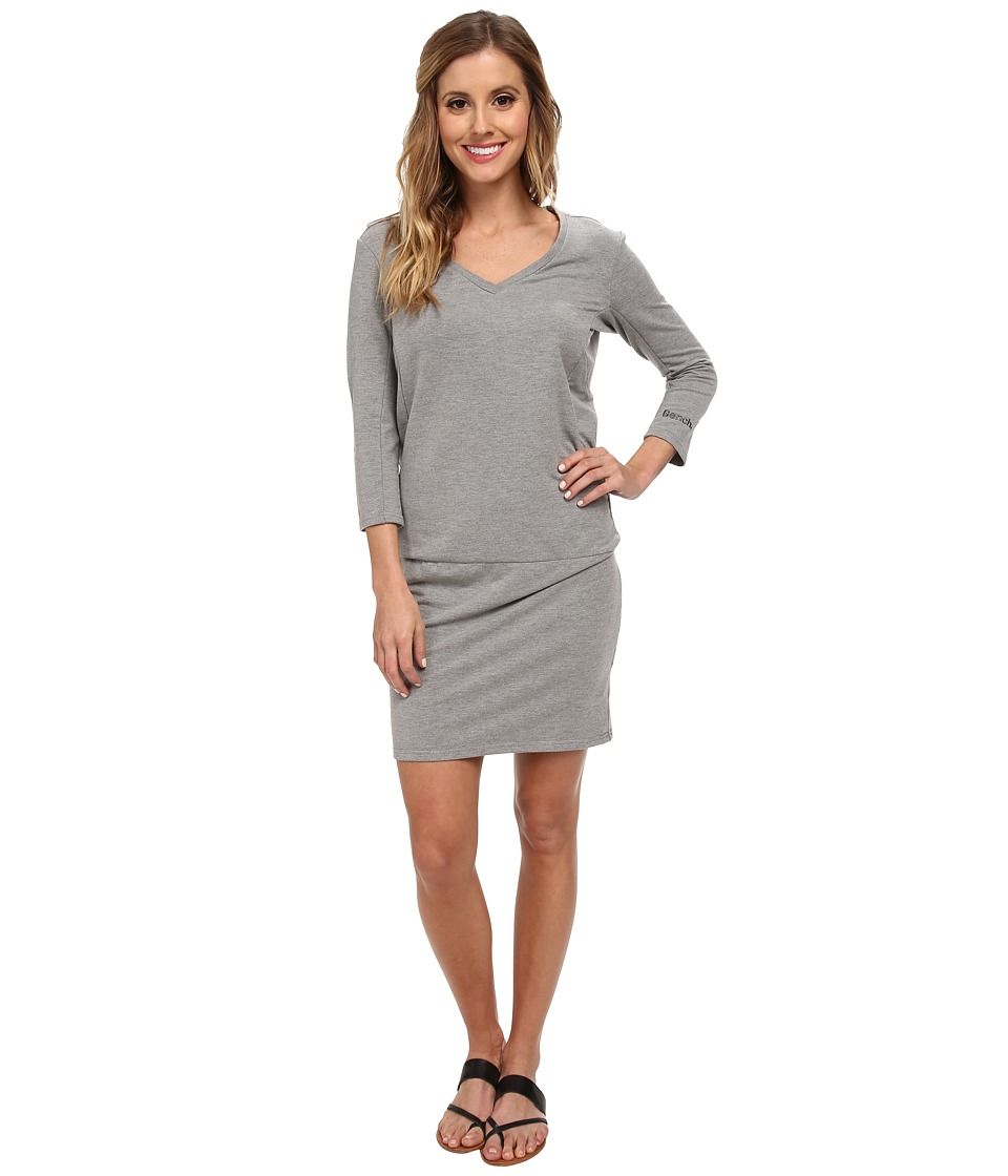 Bench - Strineline Dress (Stormcloud Marl) Women's Dress