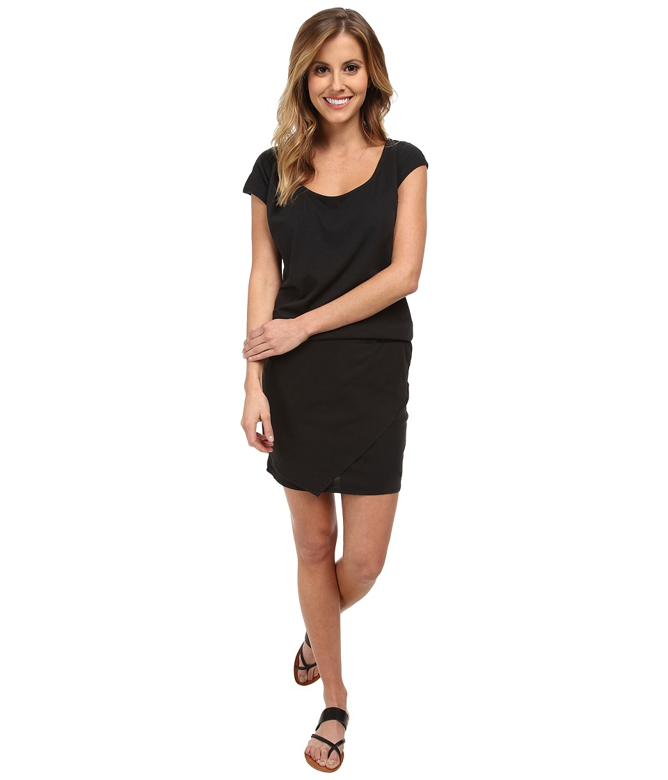 Image of Bench - Astonished Dress (Jet Black) Women's Dress