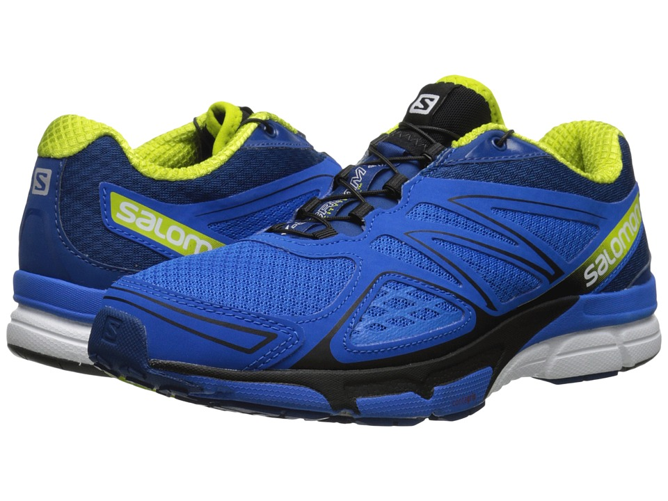 Salomon - X-Scream 3D (Union Blue/Gentiane/Gecko Green) Men's Shoes