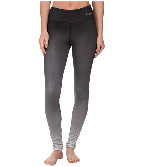 Bench - Baddah F Legging (Jet Black) Women's Casual Pants