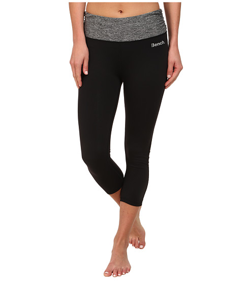 Bench - Rajak Capri (Jet Black) Women