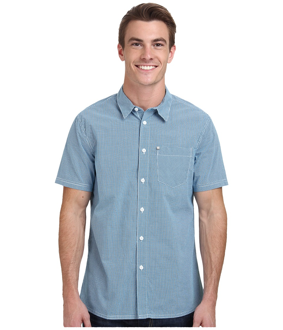 Bench - Rapson Short Sleeve Regular (Seaport) Men's Clothing