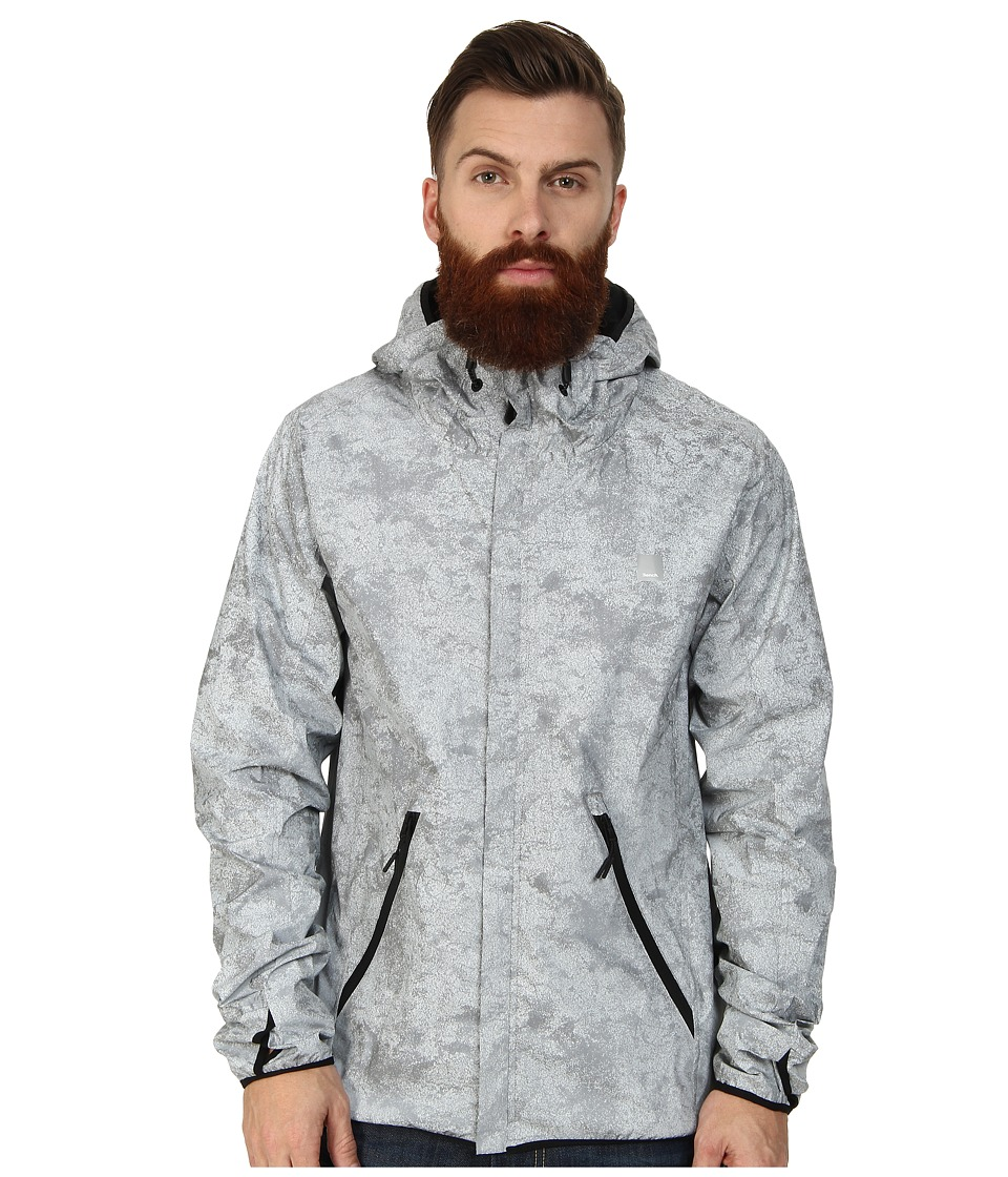 Bench - Reflector Jacket (Silver Reflective) Men's Coat