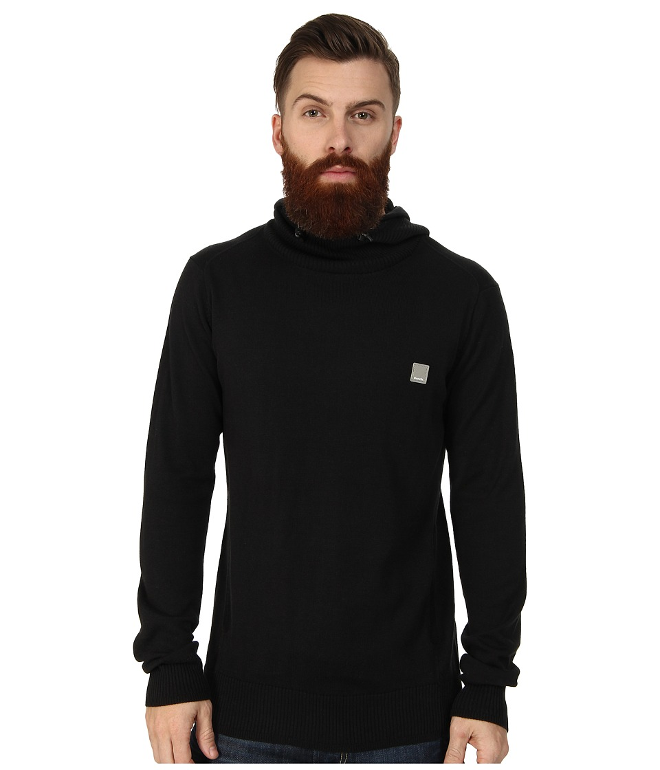 Bench - Starting Order Hoodie (Jet Black) Men's Sweatshirt