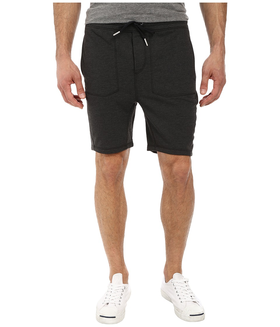 Bench - Maderno Relaxed (Black Marl) Men's Shorts