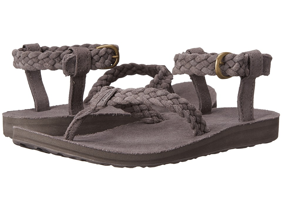 Teva - Original Sandal Suede Braid (Eiffel Tower) Women's Sandals