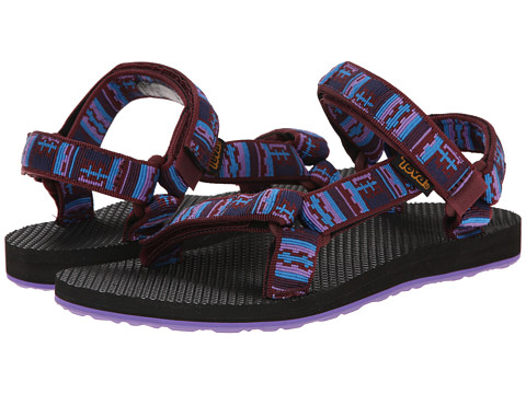 Teva - Original Universal Inca (Inca Zinfandel) Women's Toe Open Shoes