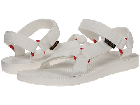 Teva - Original Universal Sport (Bright White) Women